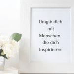 About this Year / Mein Jahresmotto