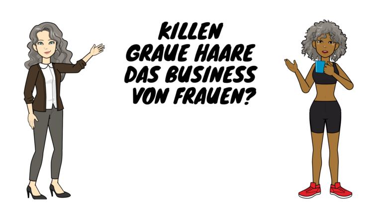 Read more about the article Übers älter werden, graue Haare und was Pulp Fiction damit zu tun hat…